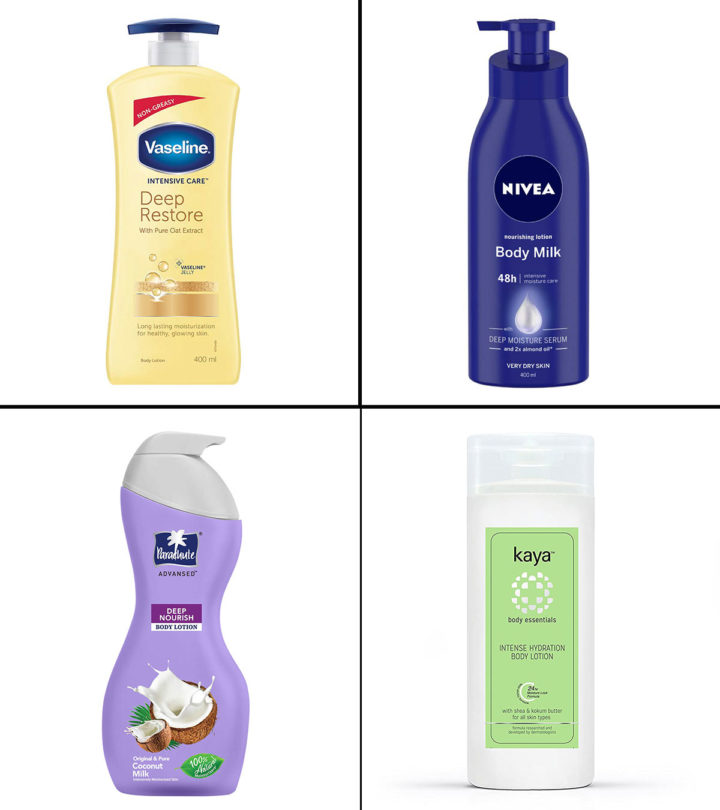 11 Best Body Lotion For Winter In India
