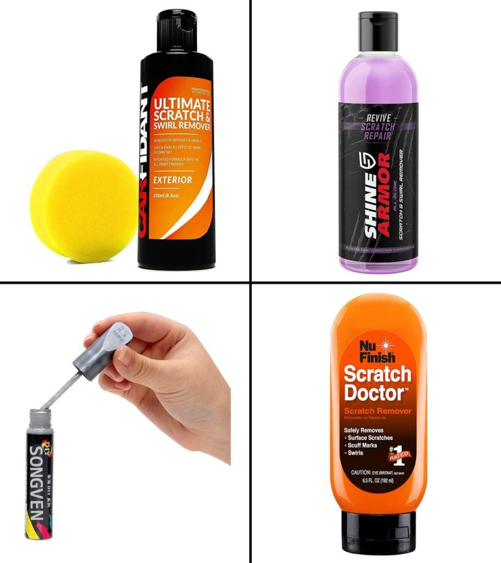 11 Best Car Scratch Removers For 2021