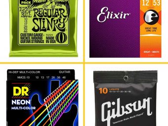 11 Best Guitar Strings For Beginners
