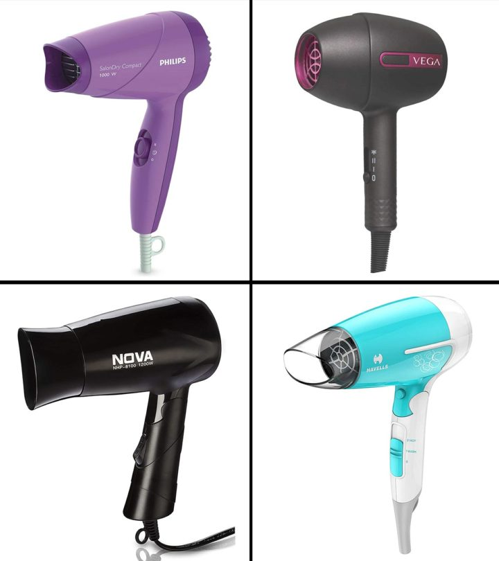 11 Best Hair Dryers In India