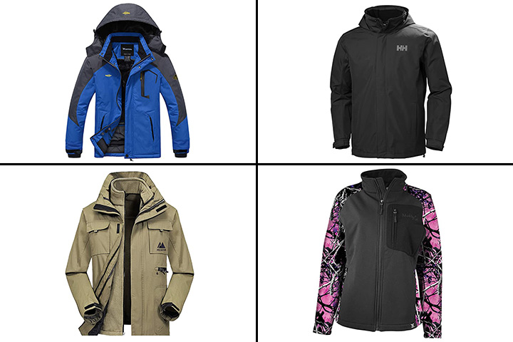 11 Best Hardshell Jackets