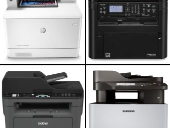 11 Best Laser Printers To Buy In 2021