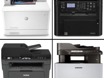 11Best Laser Printers To Buy In 2020