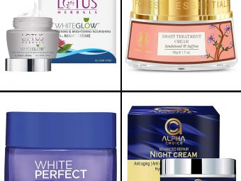 11 Best Night Creams In India In 2021