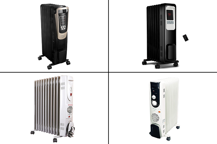11 Best Oil Filled Room Heaters In India