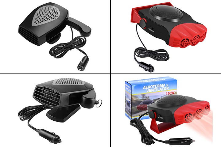 11 Best Portable Car Heaters of 20203