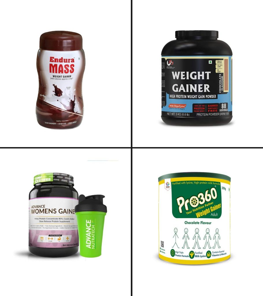 11 Best Protein Powders For Women To Gain Weight In India