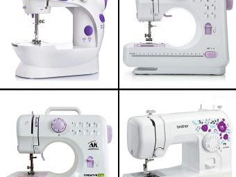 11 Best Sewing Machines In India To Personalize Your Fashion Wear