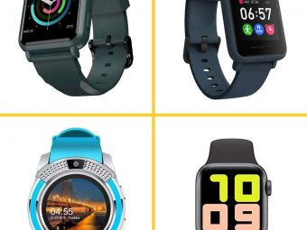 11 Best Smartwatches Under 5000 In India
