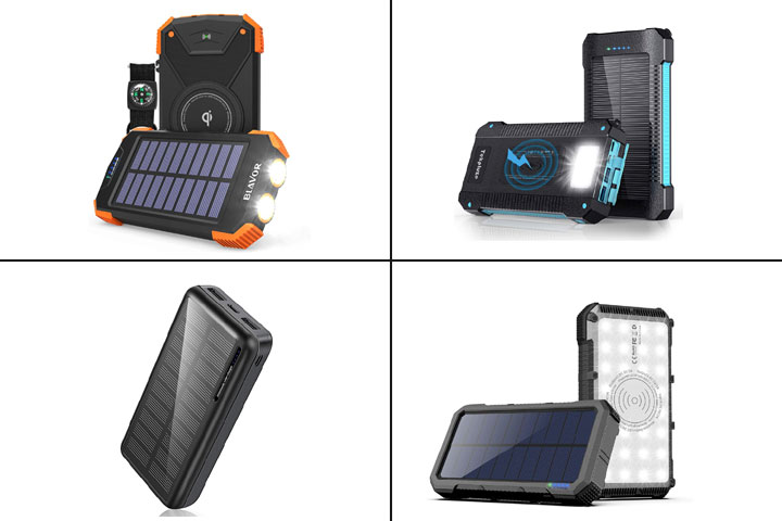 11 Best Solar Power Banks Of 2021-1