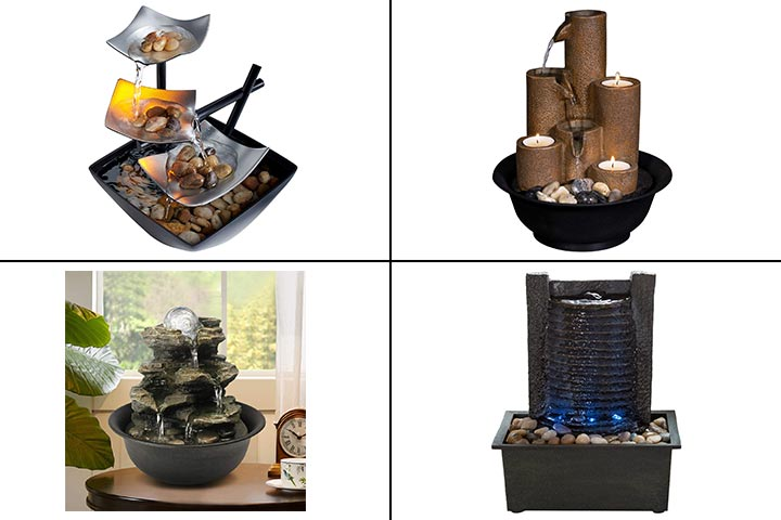 11 Best Tabletop Water Fountains in 2020
