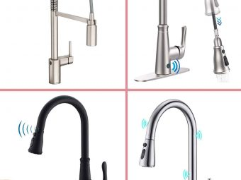 11 Best Touchless Kitchen Faucets