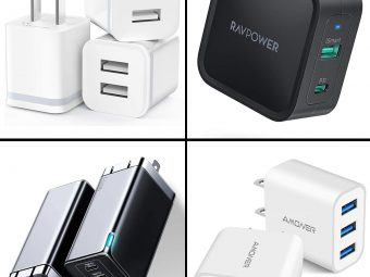 11 Best USB Wall Chargers Of 2021