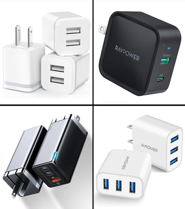 11 Best USB Wall Chargers Of 2020