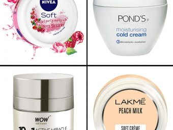 11 Best Winter Face Creams In India In 2021