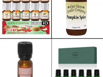 13 Best Candle Fragrance Oils