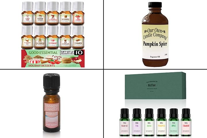 13 Best Candle Fragrance Oils1