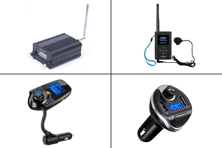 13 Best FM Transmitters To Buy -1