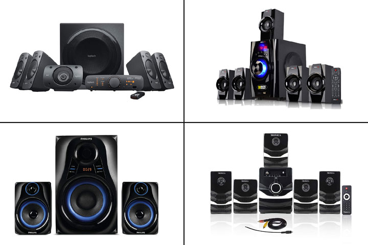 13 Best Home Theater Systems In India
