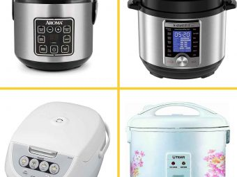 13 Best Rice Cookers To Buy In 2021
