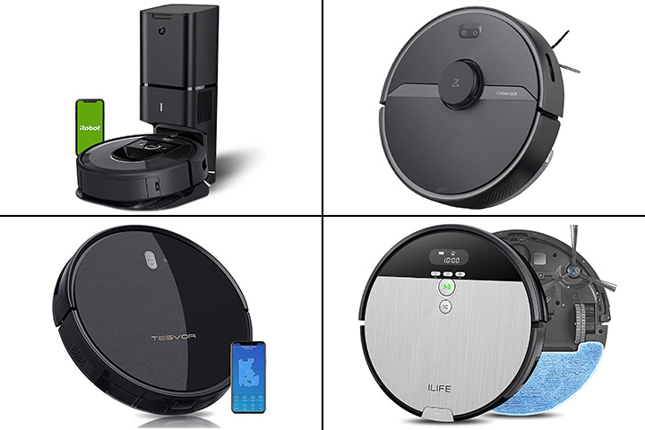 13 Best Robotic Vacuum Cleaners To Keep Your Home Squeaky Clean