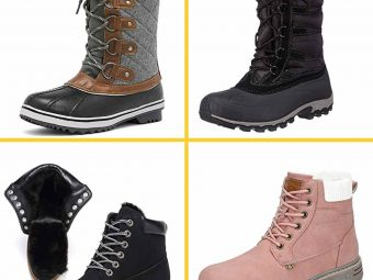 14 Best Winter Boots For College Students