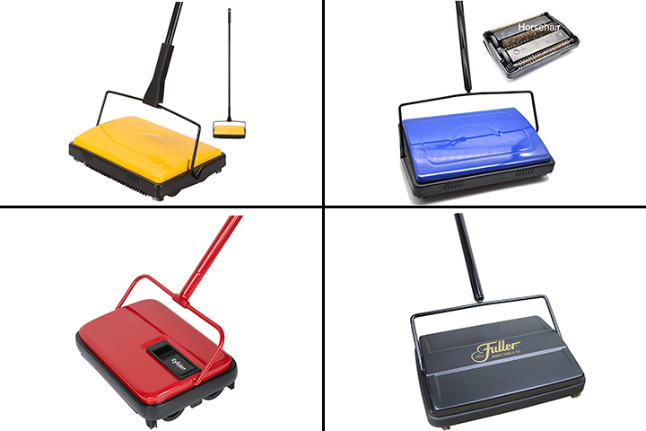 15 Best Carpet Sweepers To Buy In 2020
