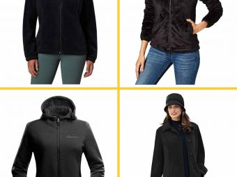 15 Best Fleece Jackets For Women
