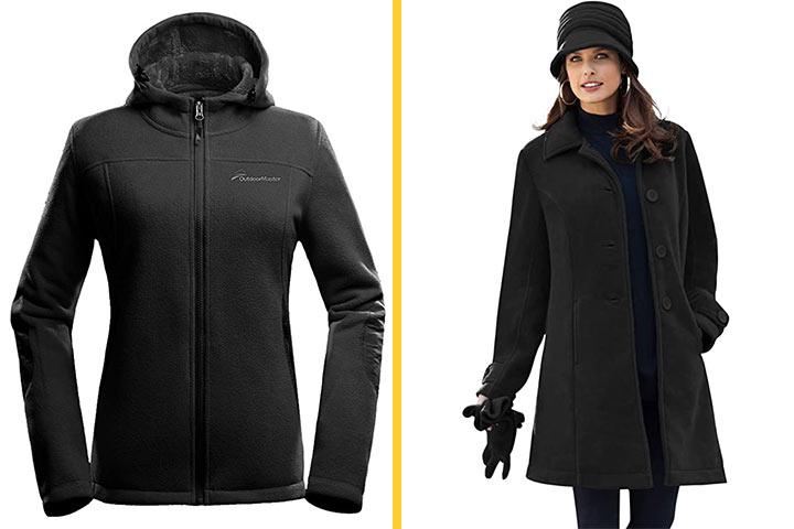 15 Best Fleece Jackets For Women