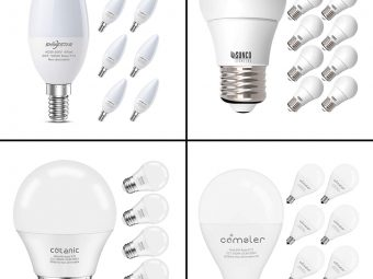 15 Best Light Bulbs For Ceiling Fans
