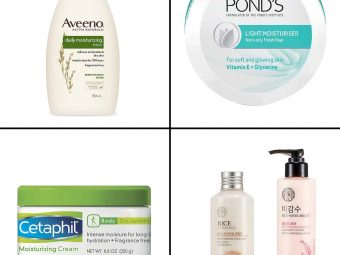 15 Best Moisturizers For Dry Skin In India