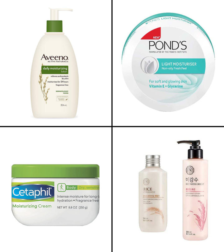 15 Best Moisturizers For Dry Skin In India1