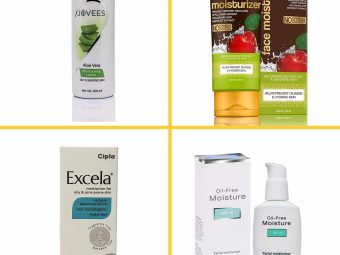 15 Best Moisturizers for Oily skin In India