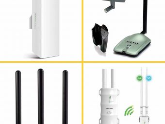 15 Best Outdoor Wi-Fi Extenders for long-range