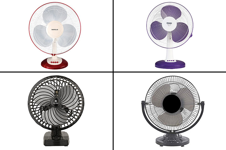 15 Best Table Fans for home & office in India in 2020