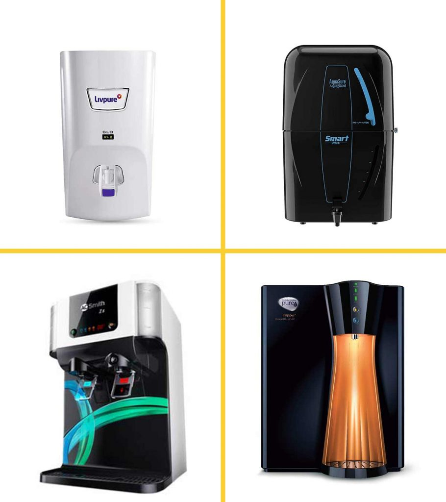 15 Best Water Purifiers In India 2020