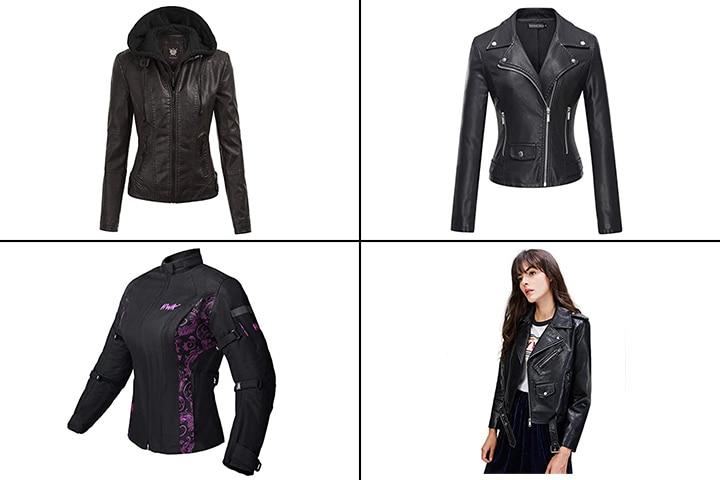 15 Best Women's Motorcycle Jackets