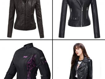 15 Best Women's Motorcycle Jackets