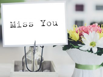 151 Cute And Romantic 'I Miss You' Quotes For Her