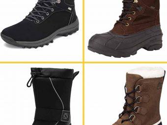 16 Best Winter Work Boots