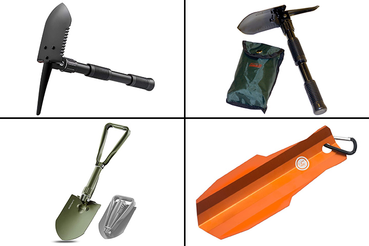 17 Best Backpacking shovels for camping