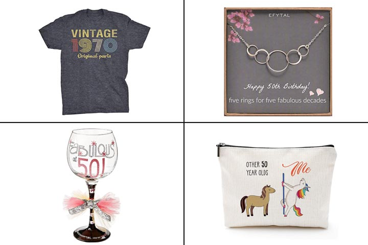 17 Best Gifts For 50th birthday In 2020-1