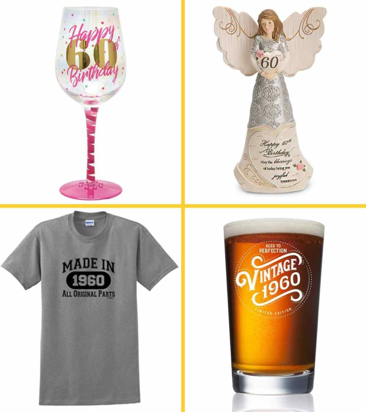Best Gifts For 60th Birthday