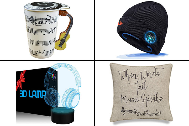 17 Best Gifts For Music Lovers, In 2020