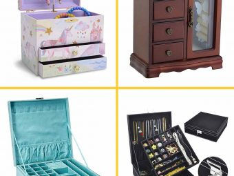 17 Best Jewelry Boxes Of 2021