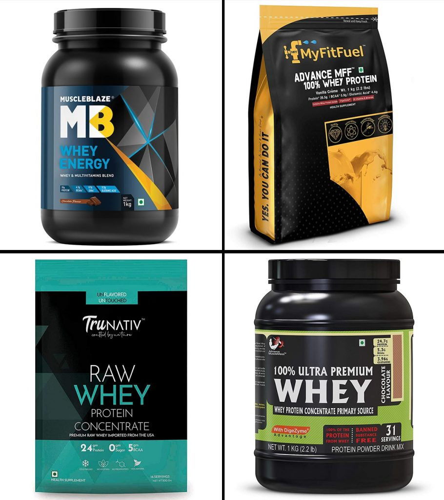 17 Best Protein Powders Of 2021