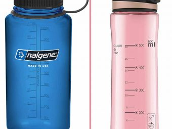 17 Best Water Bottles for hiking and backpacking