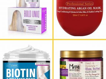 18 Best Hair Masks For Dry And Damaged Hair