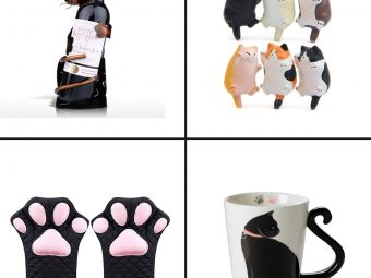 19 Best Gifts For Cat Lovers In 2021
