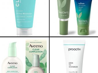 19 Best Moisturizers For Acne-Prone Skin